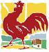 Roter Hahn Logo
